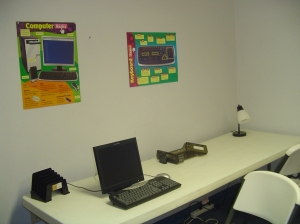 Liberty's Christian School Computer lab